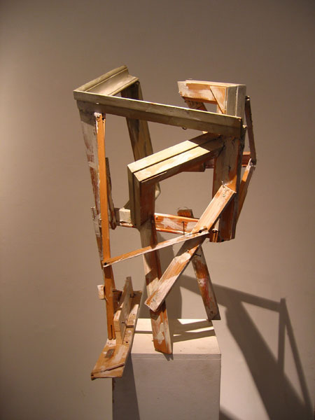 The chair of Giotto