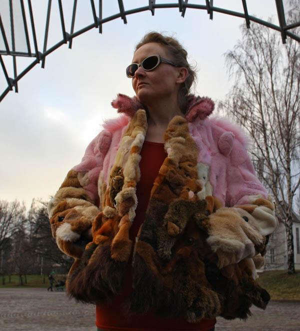 Kaarina Haka: Pehmoturkki 2013