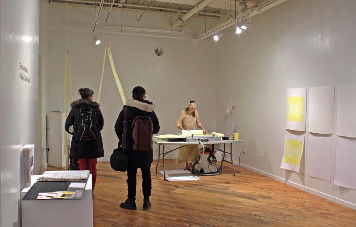 Sirkku Ketola: A Body Called Paula, Toronto 2017