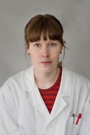 Tutkimusapulainen Maria Tanskanen