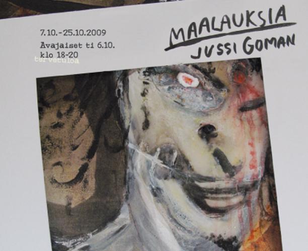 Jussi Goman