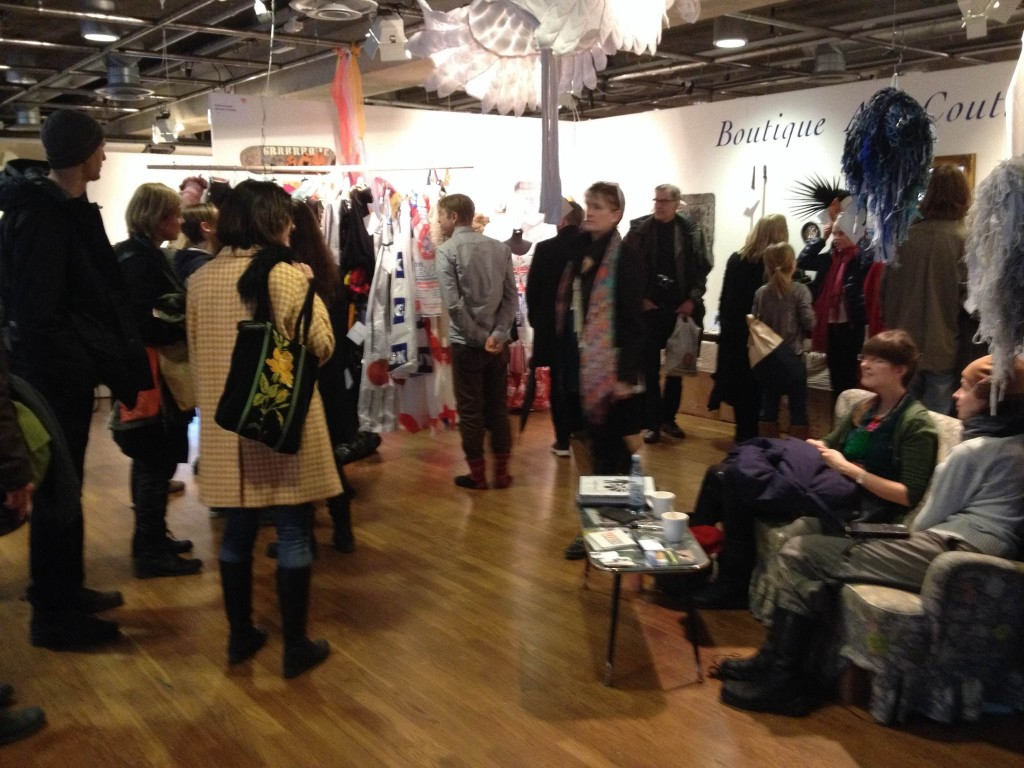 Art Couture at Supermarket 2014