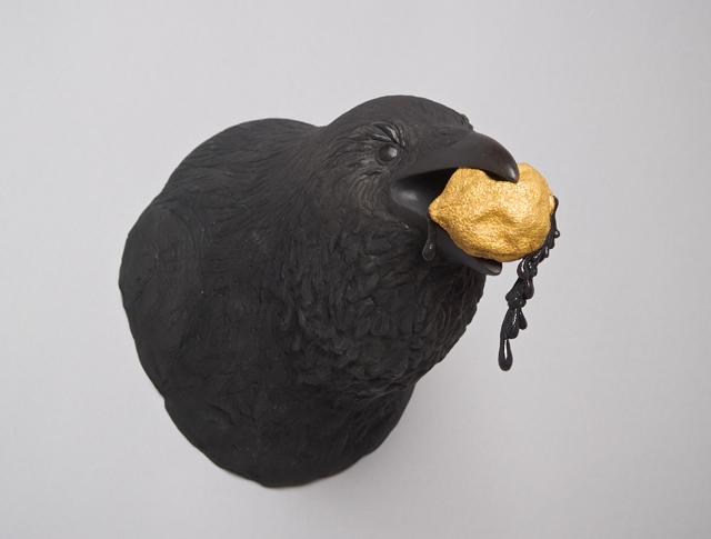 C is for Crow (Tiia Matikainen)