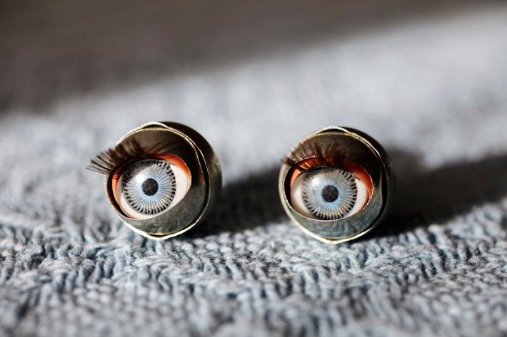 Vilma Pimenoff: Eyes