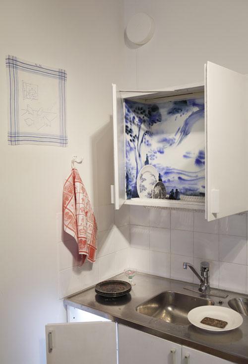 One-Room Flat in Huuto Jätkäsaari 18.2.-5.3.2017 (image Pasi Autio)