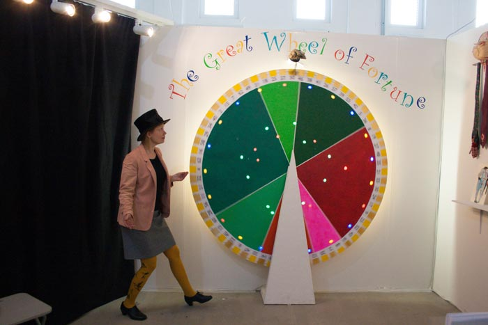 The Great Wheel of Fortune