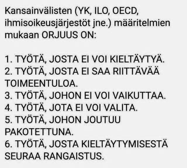 Aimo Hyvärinen: Nykyajan huutolaiset