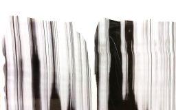 Kaija Hinkula: Matter II, öljy akryylilevylle, 100x100cm, 2017