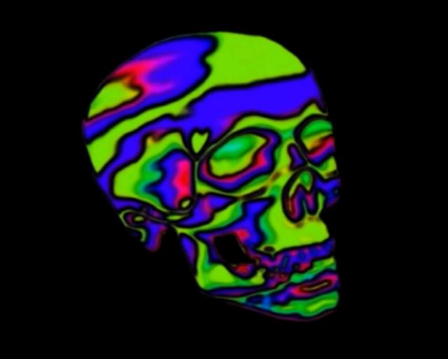 LSD Skull (still)