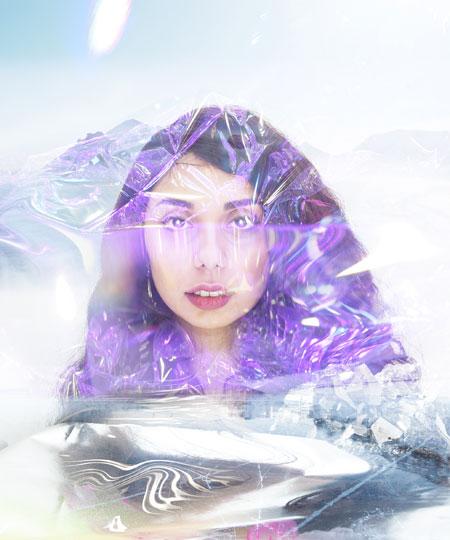 Lora Dimova: Holographic Realms