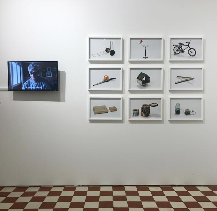 Minna Suoniemi, Practical Ecology, 2017, HD Video ja sarja kehystettyjä mustesuihkutulosteita alumiinille