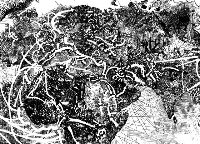 Musta atlas