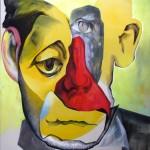 Amateur (acrylic and oil, 2016)