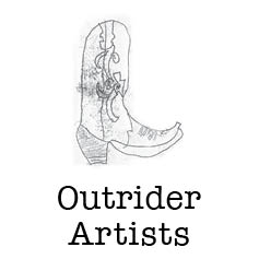 Outrider Artists logo
