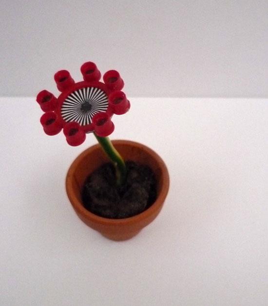 Hans-Peter Schütt: Flower That Said Bang