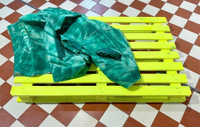 Siiri Pohjolainen: Luckily I Found a Green Tongue!