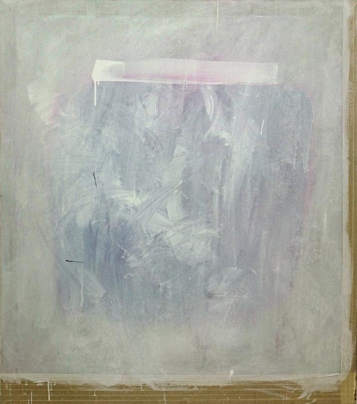 Maalaus / Painting, sekatekniikka kankaalle, 2015
