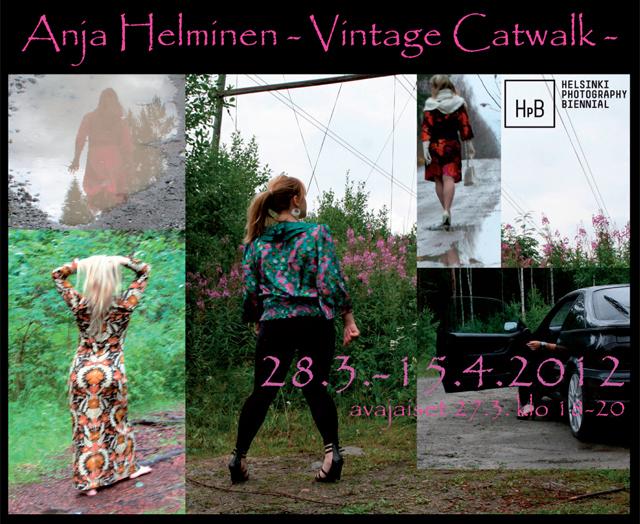 Anja Helminen - Vintage Catwalk