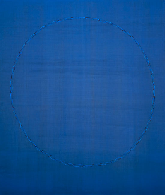 Pool me, 2017, oil, 122 x 101 cm