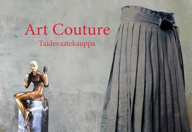Art Couture / Kollaasi Sven-Erik Stamberg
