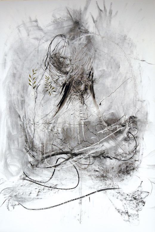 Erkki Nampajärvi: Piirustuksia