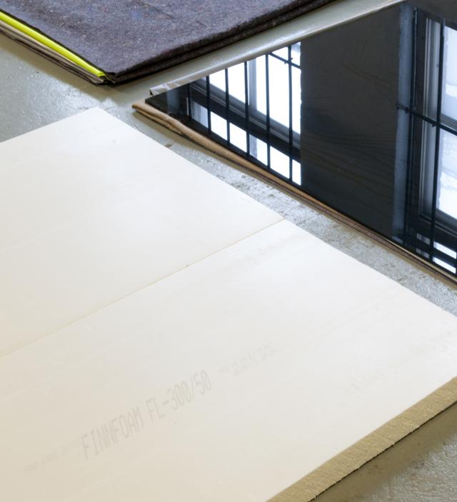 Ole Martin Lund Bø: Floor piece