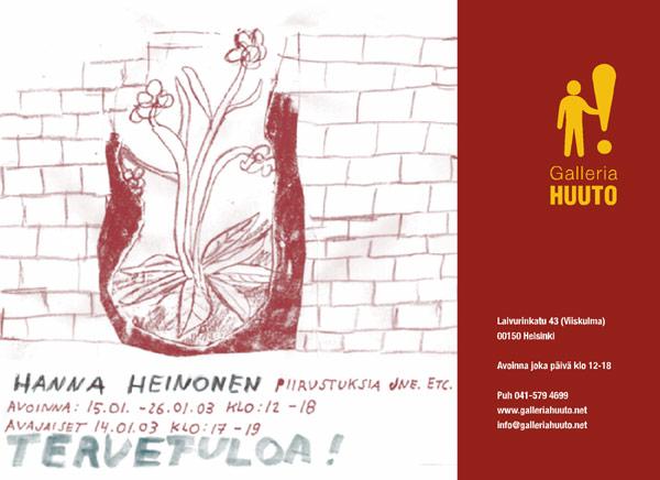 Hanna Heinonen & Marko Heinonen