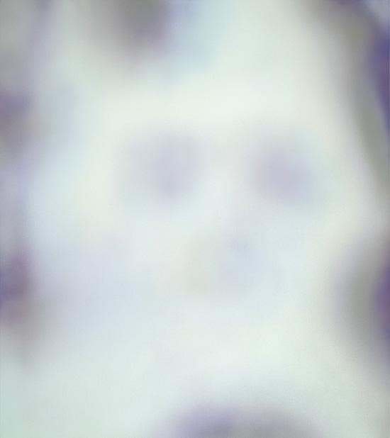 Head 9, acrylic on canvas, 180x160 cm, 2014