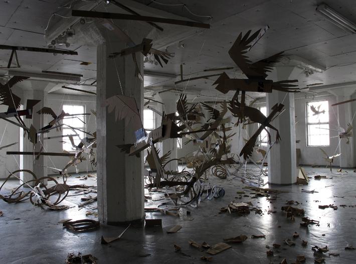 Pirjetta Brander & Emilia Niskasaari: Kaatopaikka