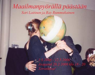 Sari Laitinen & Ray Rummukainen
