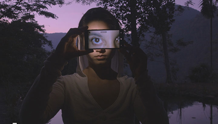 (Owl) Mona Lisa's eye, videostilli