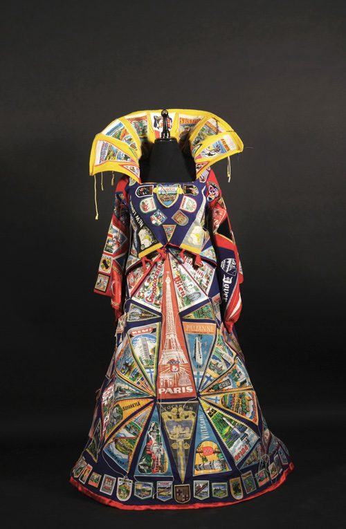 Marjo Levlin: National Dress