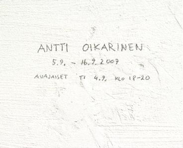 Antti Oikarinen