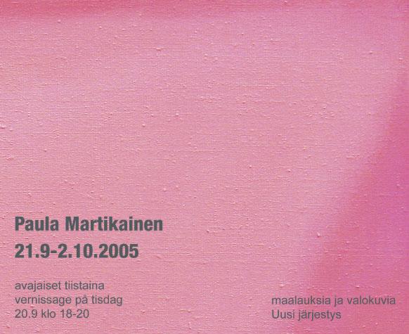 Paula Martikainen