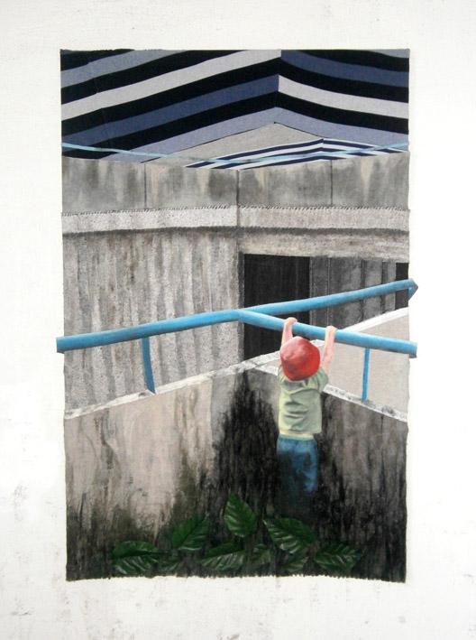 Pikku-Putte betoniviidakossa