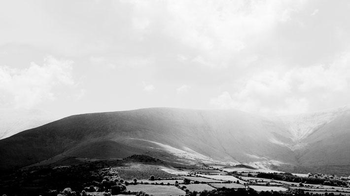 Sound Landscape I - Digital image on photographic paper 125 cm x 78 cm, 2016