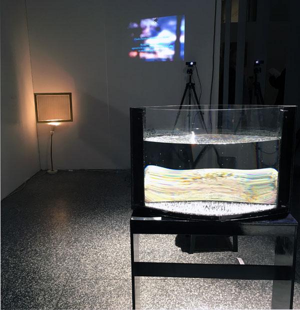 Evidence Room - Galleria Huuto in Supermarket 2018