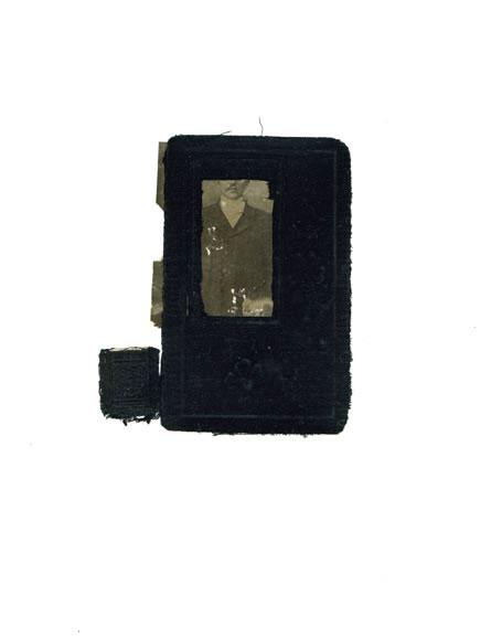 Kaisa Kontio: Katseet, 2007/2008, kollaasi (n.20cm x 30cm)