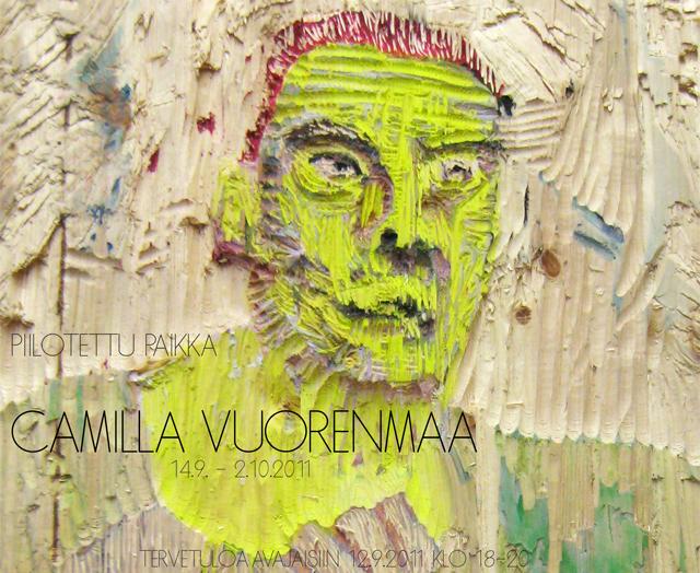 Camilla Vuorenmaa