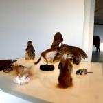 Wunderkammer / Leena Pukki: Memento Mori (Route Couture) (Curator & image: Ville Laaksonen)
